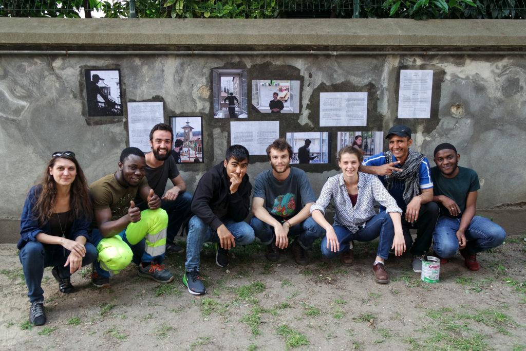 Projet Nafidha - Les participants - Mai 2019 - Les Cinq Toits